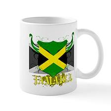 Jamaica Shield Mug