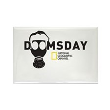 Doomsday Preppers Rectangle Magnet