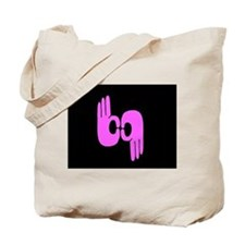 Sign Language Interpreter Tote Bag