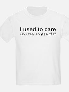 Now I Take Drugs T-Shirt