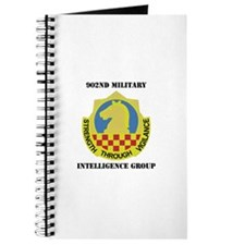 DUI - 902nd Military Intelligence Group with Text