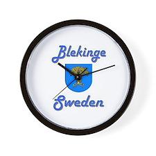 Blekinge Wall Clock