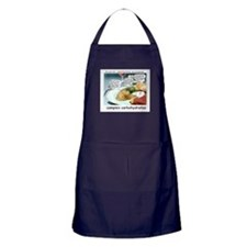 Way Too Complex Carbohydrates Apron (dark)