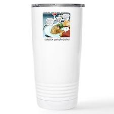 Way Too Complex Carbohydrates Travel Mug