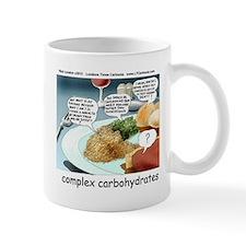Way Too Complex Carbohydrates Mug