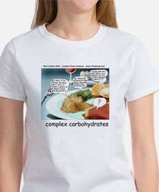 Way Too Complex Carbohydrates Women's T-Shirt