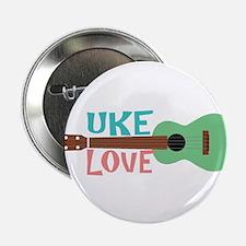 """Uke Love 2.25"""" Button"""