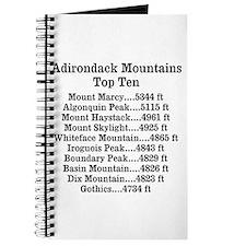 ADK Top Ten Journal
