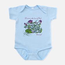 TheEulogyWeb: Divine design #6 Infant Bodysuit