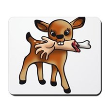 killer bambi Mousepad