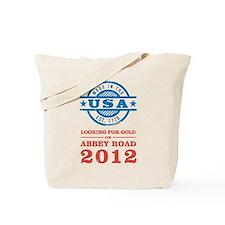 Team USA 2012 Abbey Road Tote Bag