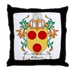 O'Gavin Coat of Arms Throw Pillow