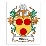 O'Gavin Coat of Arms Small Poster