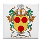 O'Gavan Coat of Arms Tile Coaster