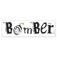 Bomber Bumper Bumper Sticker