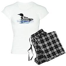 loon with babies Pajamas