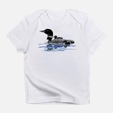 loon with babies Infant T-Shirt
