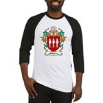 O'Galvin Coat of Arms Baseball Jersey