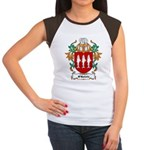 O'Galvin Coat of Arms Women's Cap Sleeve T-Shirt