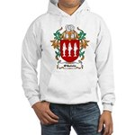 O'Galvin Coat of Arms Hooded Sweatshirt