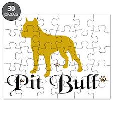 PIT BULL Puzzle