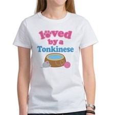 Loved By A Tonkinese Tee