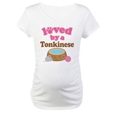 Loved By Tonkinese Cat Shirt