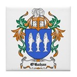 O'Gahan Coat of Arms Tile Coaster