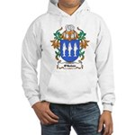 O'Gahan Coat of Arms Hooded Sweatshirt