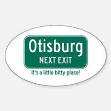 Otisburg Decal