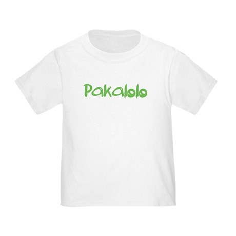 Pakalolo Toddler T-Shirt