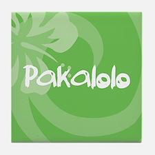Pakalolo Tile Coaster