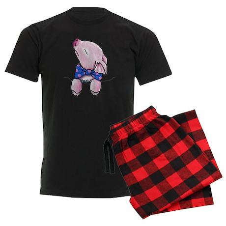 Pocket Pig Men's Dark Pajamas