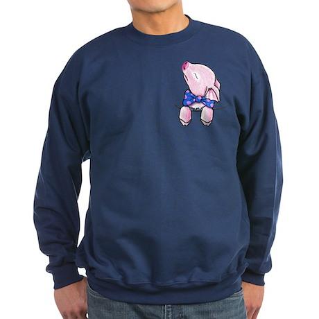 Pocket Pig Sweatshirt (dark)