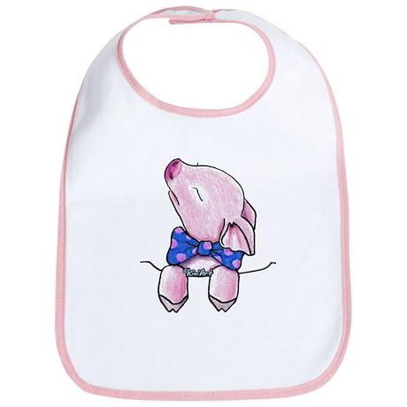 Pocket Pig Bib