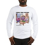 Grape Exectations Long Sleeve T-Shirt