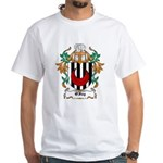 O'Foy Coat of Arms White T-Shirt