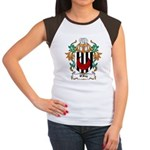 O'Foy Coat of Arms Women's Cap Sleeve T-Shirt