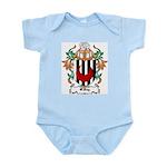 O'Foy Coat of Arms Infant Creeper
