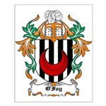 O'Foy Coat of Arms Small Poster