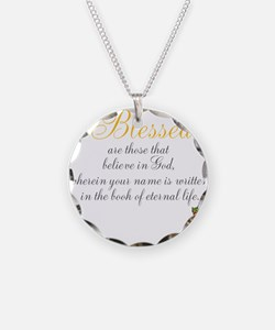 TheEulogyWeb: Blessed design #8 Necklace