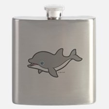 Dolphin (2) Flask