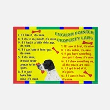 Property Laws -EnglishPointer Magnets