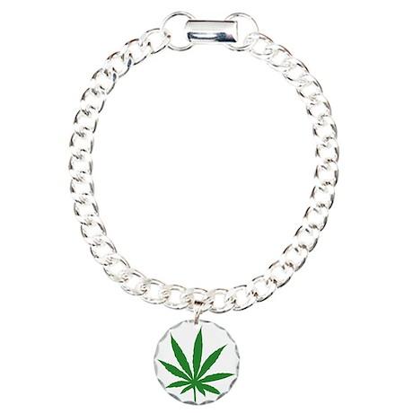 Legalize Charm Bracelet, One Charm