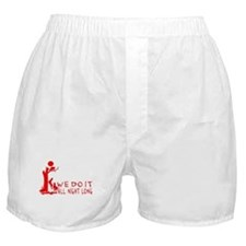 COON HUNTING Boxer Shorts