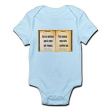 Necronomicon Infant Bodysuit