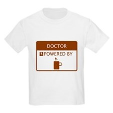 Doctor Powered by Coffee T-Shirt