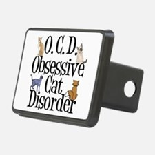 Obsessive Cat Disorder Hitch Cover