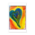 Bright Valentine 35x21 Wall Decal
