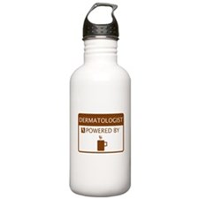 Dermatologist Powered by Coffee Water Bottle